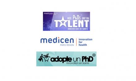 Medicen Paris Region organise « Adopte un PhD », un forum virtuel du recrutement, du 7 au 16 février 2018