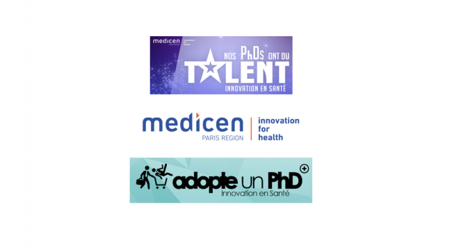 Medicen Paris Region organise « Adopte un PhD », un forum virtuel du recrutement, du 7 au 16 février 2018
