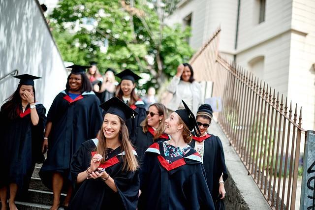 jeunes diplômés SEG