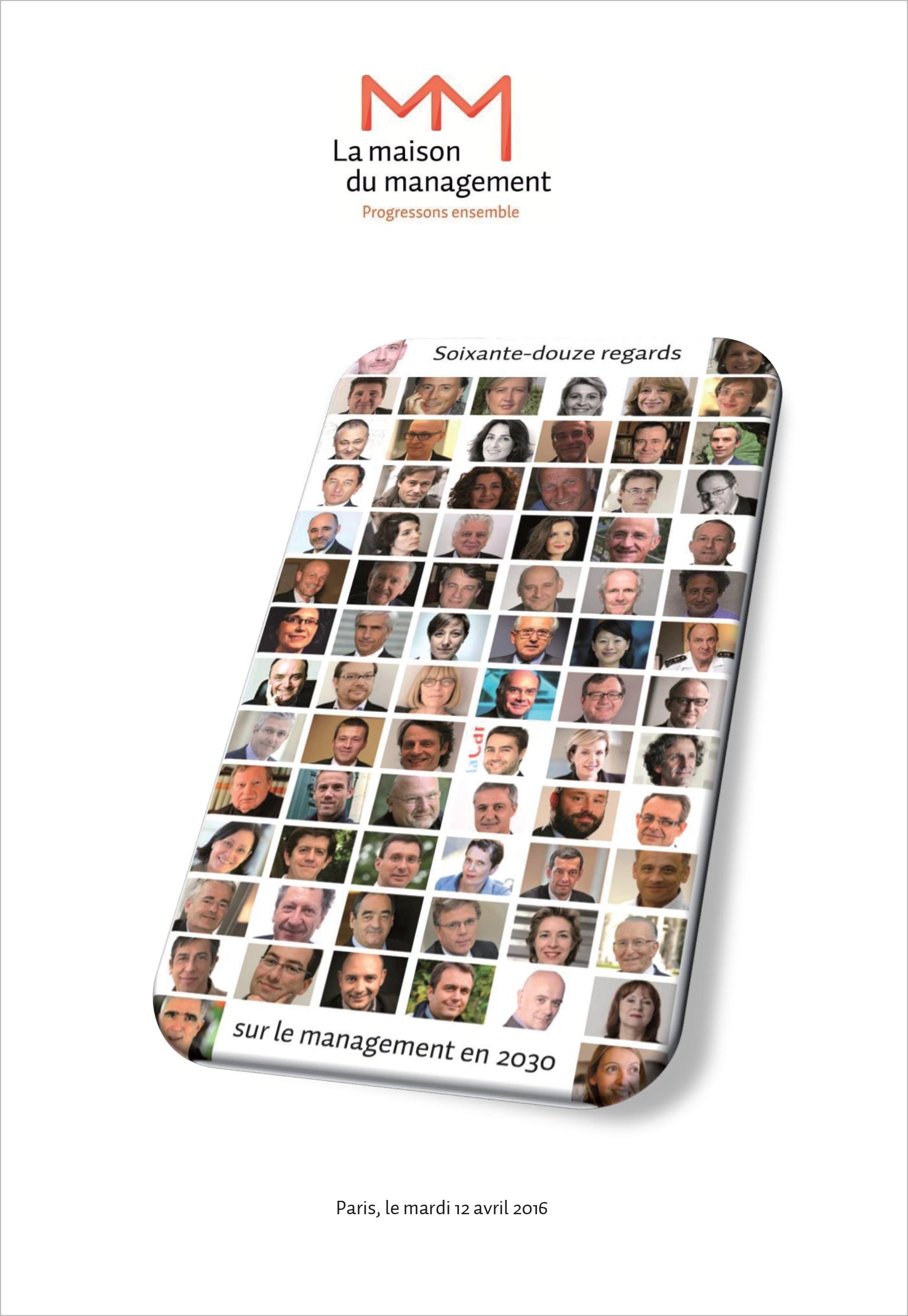 Quel visage pour le management en 2030 ?