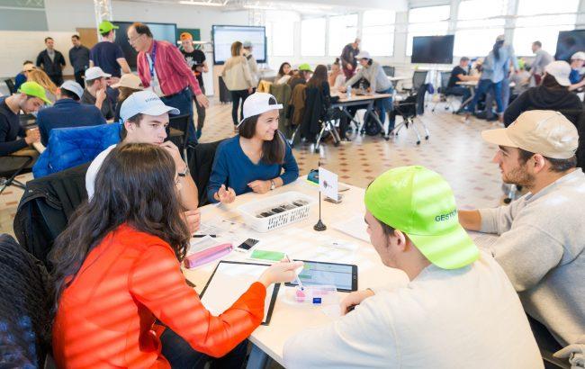 Innovation pédagogique : 1500 étudiants dans une simulation de supply chain à GEM