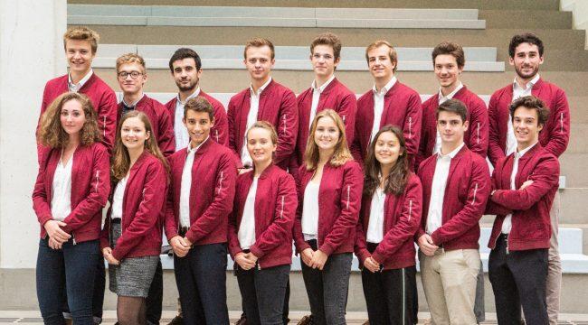 Une élève de CentraleSupélec à la tête de la meilleure Junior-Entreprise européenne