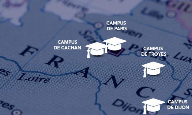 L'ESTP Paris déploie un programme ambitieux pour la rentrée 2019