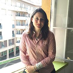 Margaux Raab, fondatrice de neojobs et jeune diplômée