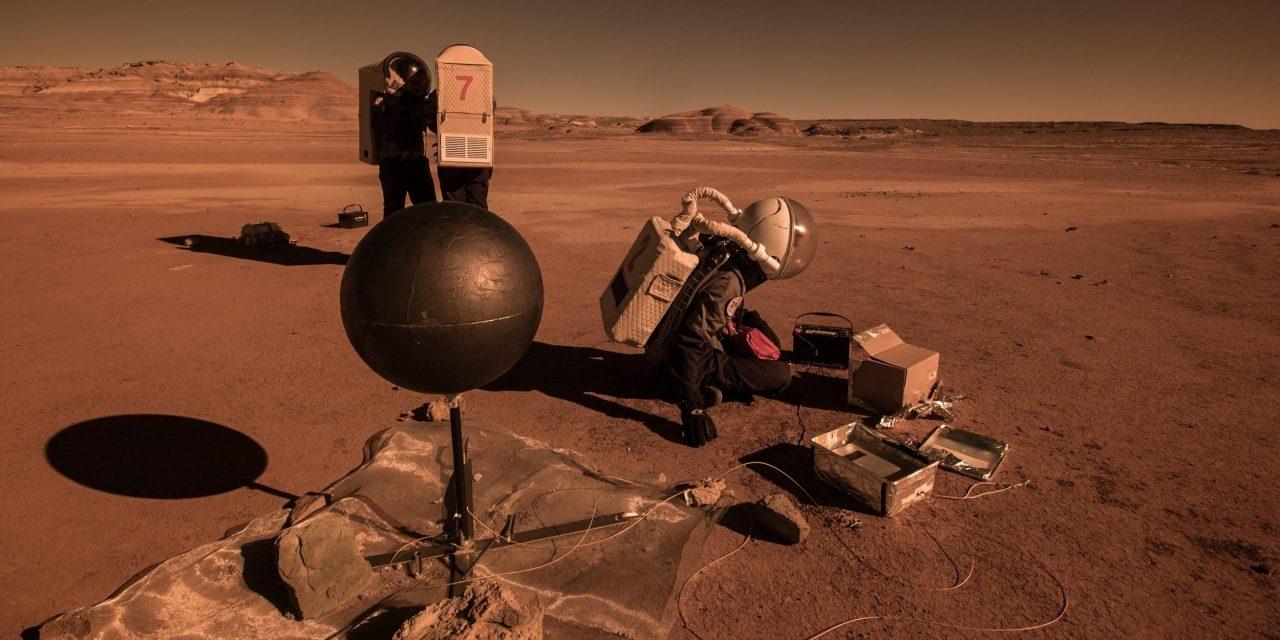Destination Mars pour six étudiants de l'ISAE-SUPAERO
