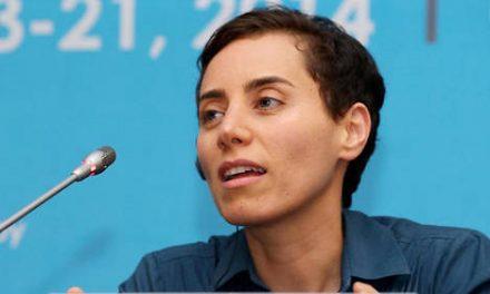 Hommage à Maryam Mirzakhani, première femme récompensée par la médaille Fields