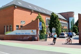 Ecole des mines de Douai : une dernière année « tremplin » vers la vie professionnelle