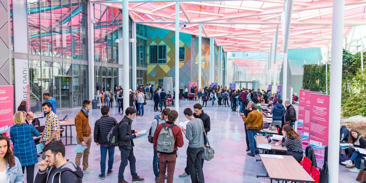 A la découverte du nouveau campus Artem