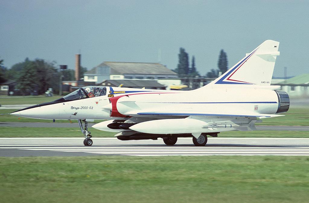 Mirage 2000_Armée de l'Air