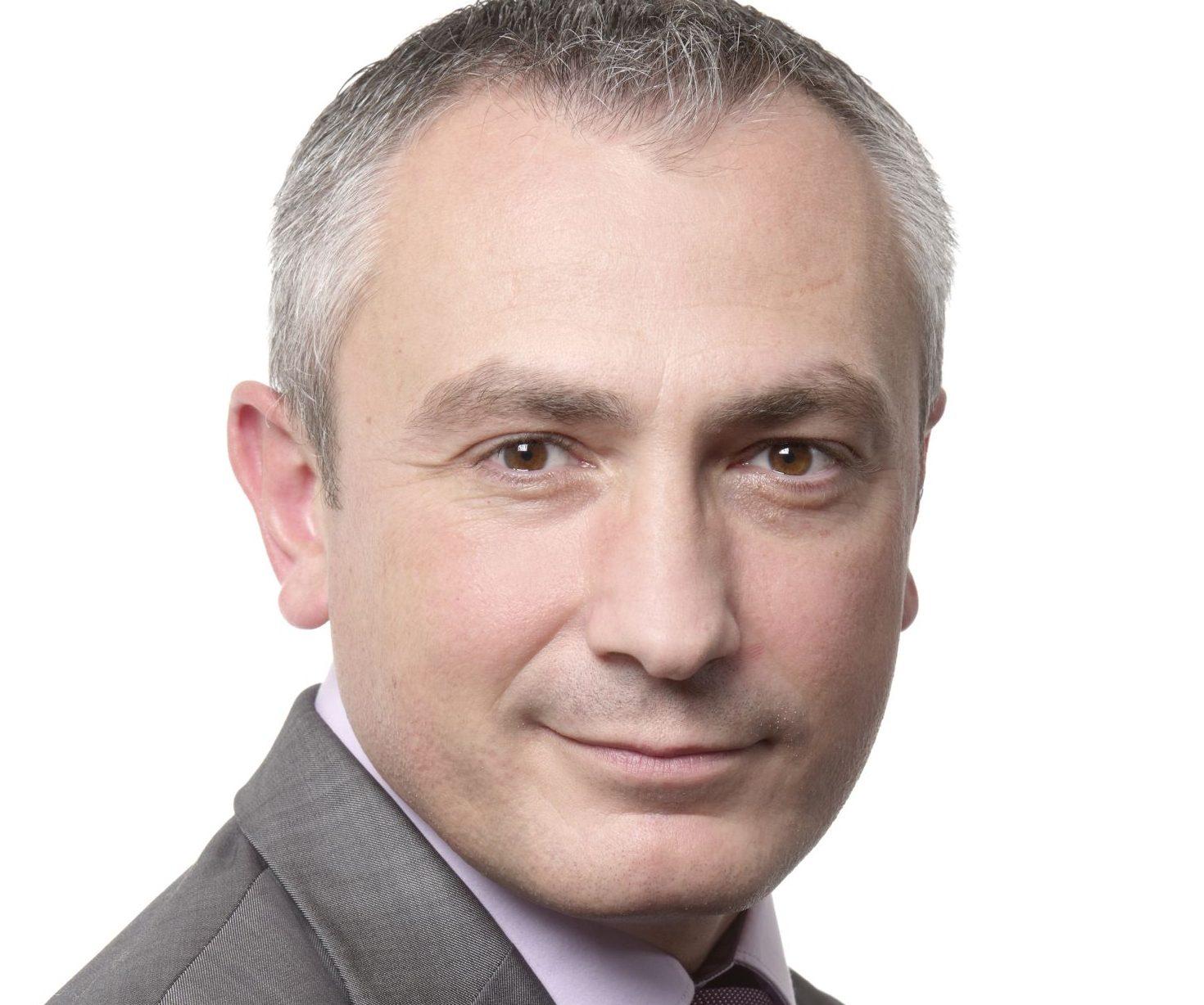 Hugues Moreau, ESTP 95, directeur de l'agence SNEF Maurepas