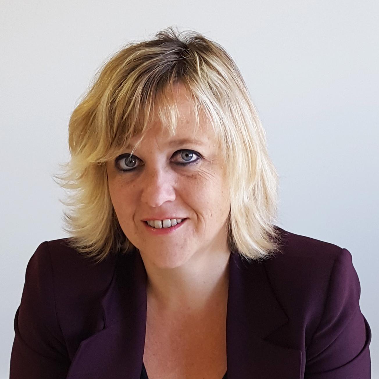 Nathalie Gormezano, directrice générale de l'ISIT