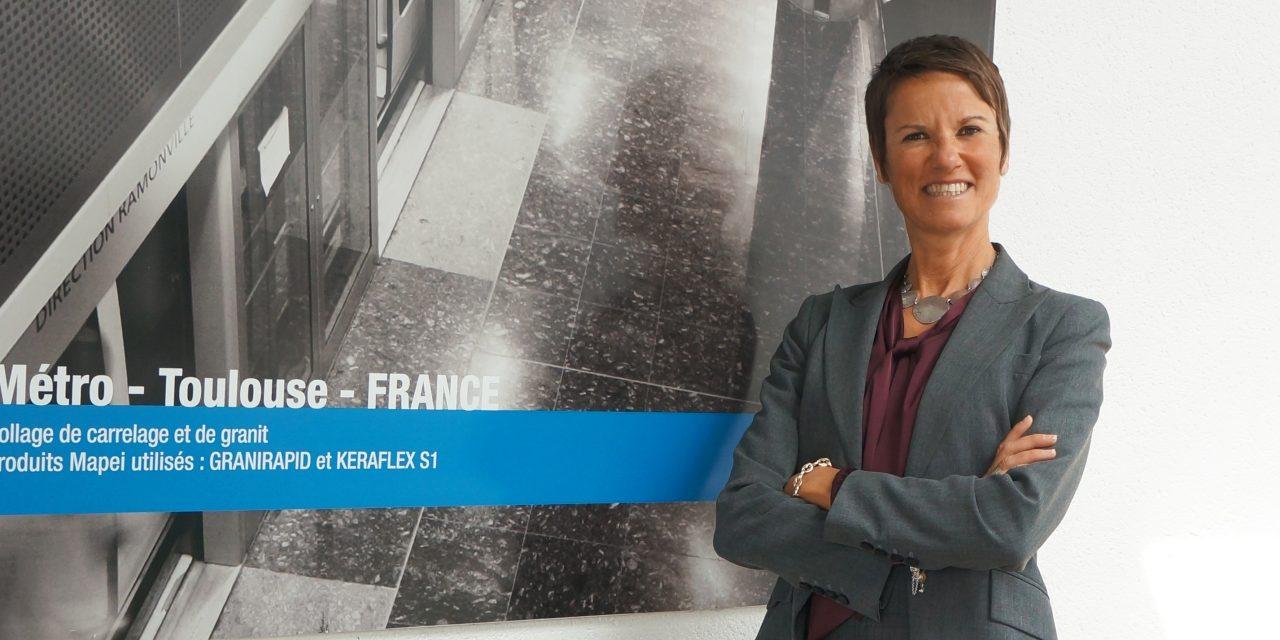 MAPEI : Béatrice Gladel : une carrière en tête de peloton