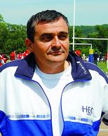 Patrick Patureau, à la tête des jeunes musclés d'HEC Paris
