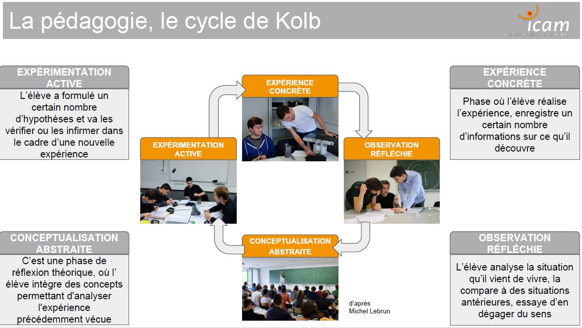 Cycle de Kolb