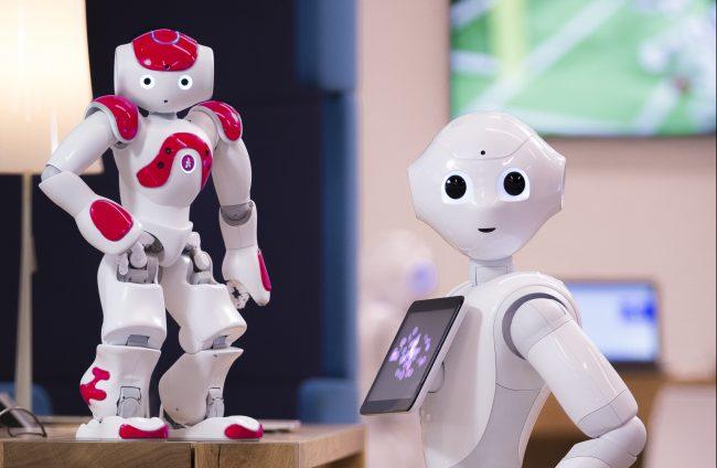 SoftBank Robotics : Robots rock
