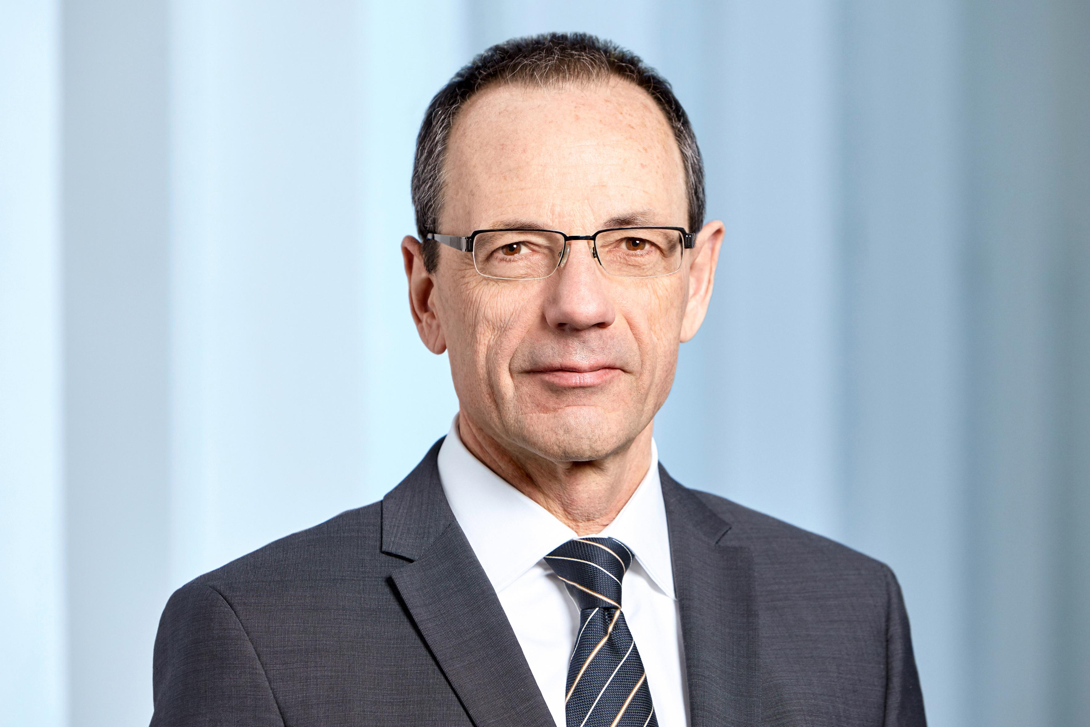 ino Guzzella, Président d'ETH Zürich