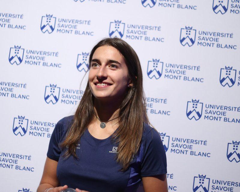 JO 2018 : Perrine Laffont, une étudiante en or massif