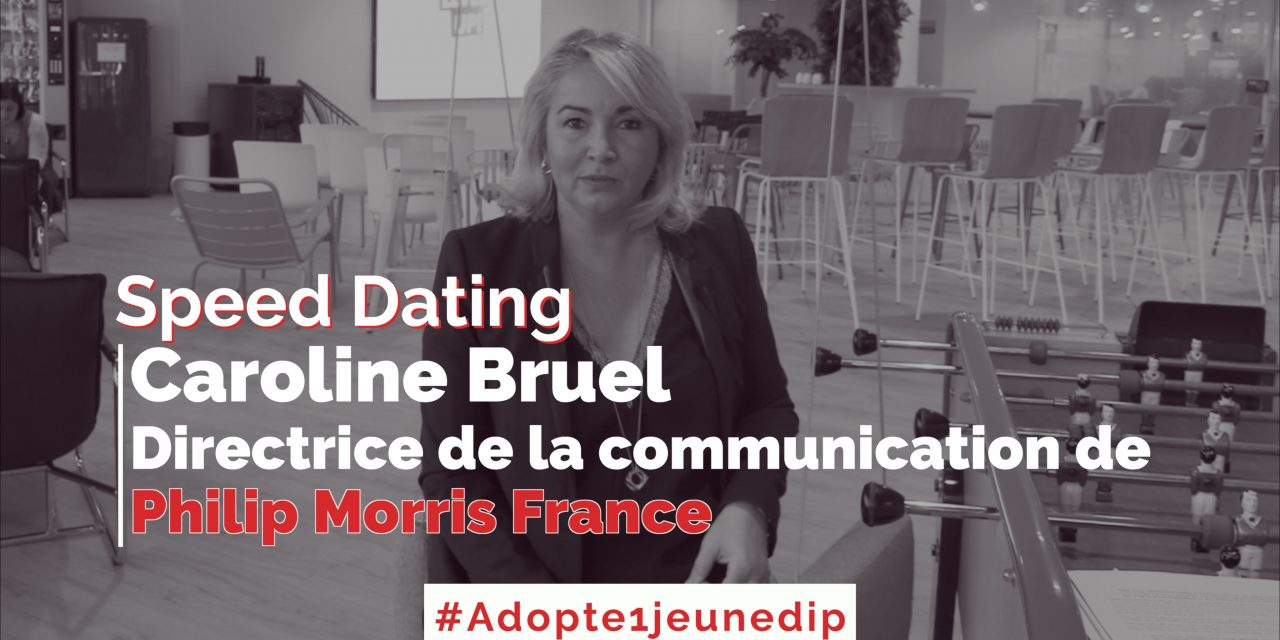 Caroline Bruel – Philip Morris France : «On a une vision et on va la réussir !»