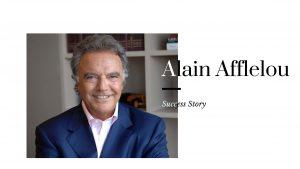 Interview d'Alain Afflelou