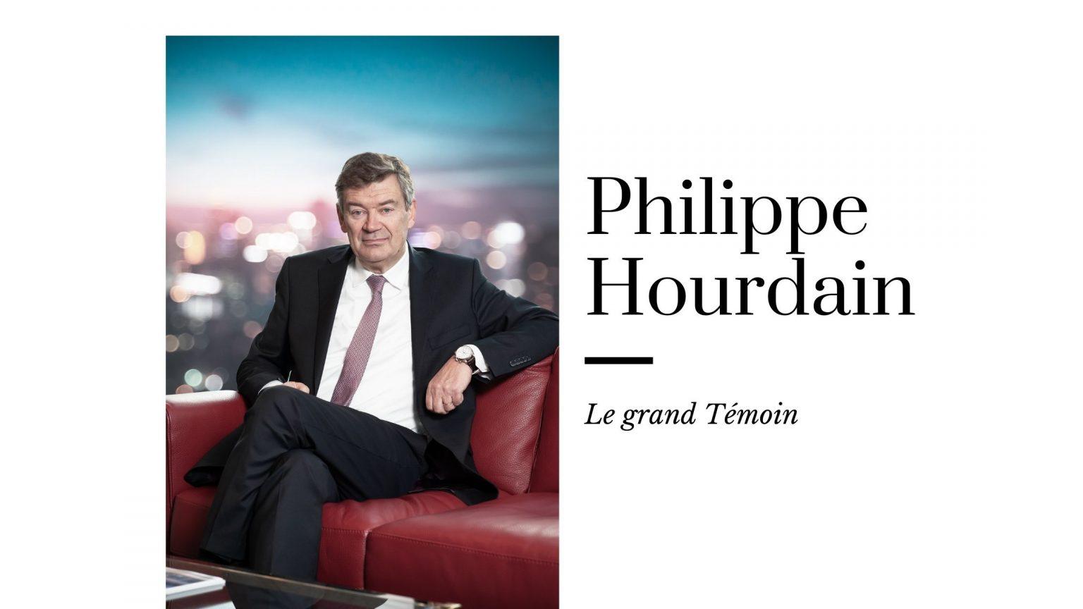 Philippe Hourdain, président de la CCI Hauts-de-France