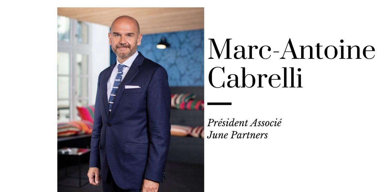 June Partners : plongez dans le conseil augmenté ! L'interview de Marc-Antoine Cabrelli