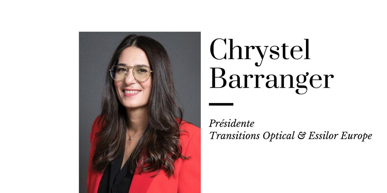 Essilor : une certaine vision de l'avenir – L'interview de Chrystel Barranger