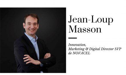 NOVACEL : le film écolo compatible – L'interview de Jean Loup Masson