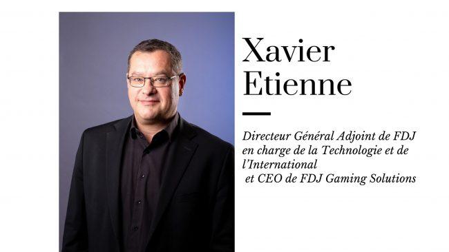 FDJ parie sur les jeunes talents du numérique – L'interview de Xavier Etienne