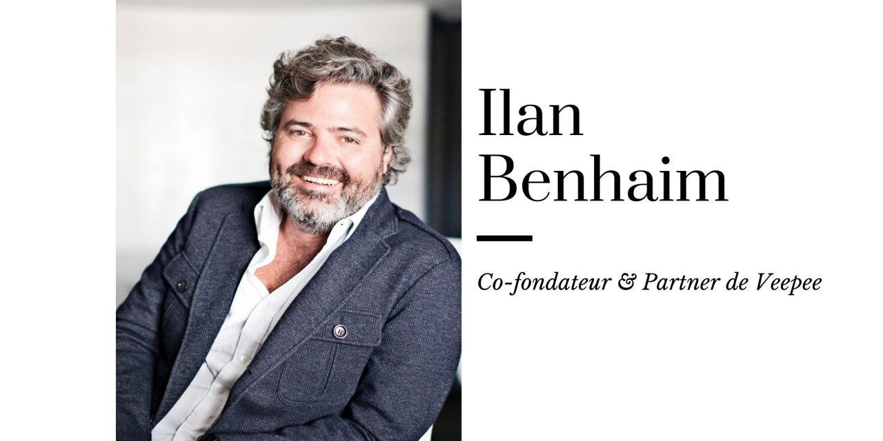 Portrait d'Ilan Benhaim – Co-fondateur & Partner de Veepee