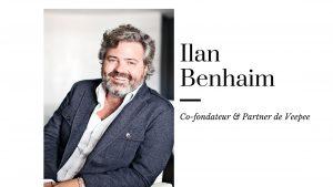 Portrait Ilan Benhaim Veepee