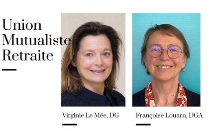 UMR : les métiers d'avenir de la complémentaire retraite ! L'interview de Virginie Le Mée et de Françoise Louarn.