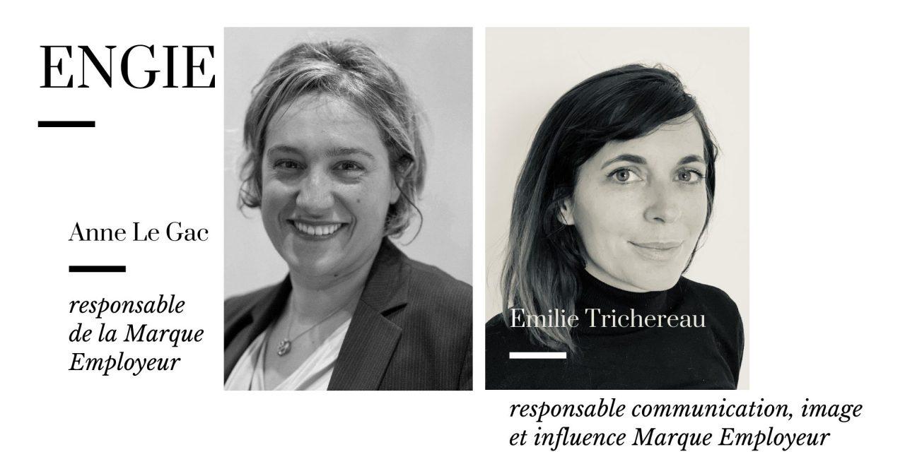 Ecrivez une page durable chez ENGIE – L'interview d'Anne Le Gac et d'Emilie Trichereau