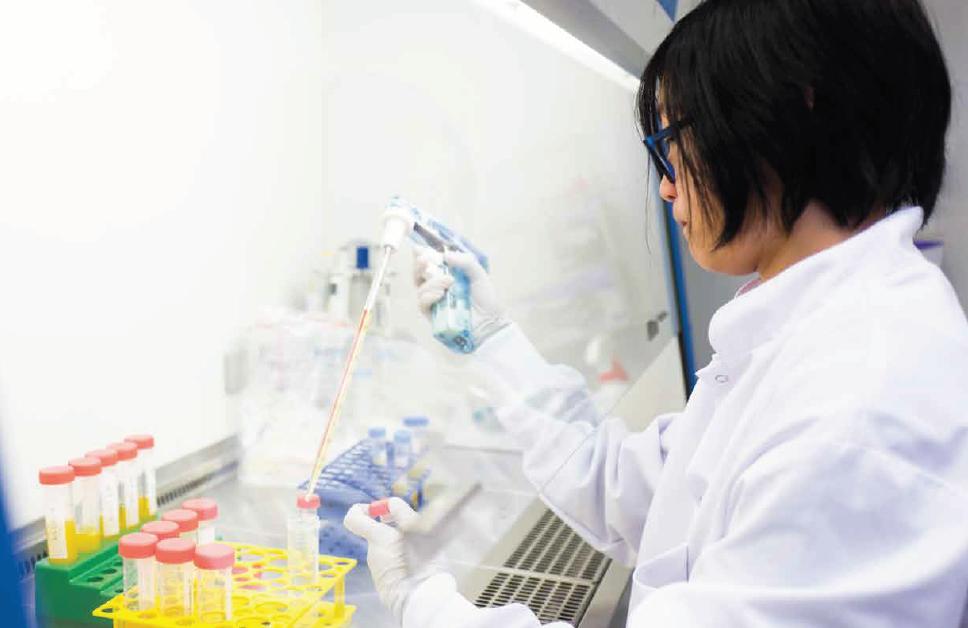 Macopharma : mettez vos cellules grises au service de la biothérapie