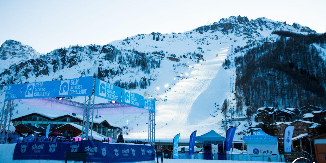 GEM Altigliss Challenge : la coupe du monde étudiante de ski approche à grand pas !