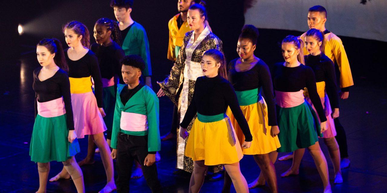 «Toutankhamon, l'ascension d'un roi», la Comédie Musicale 2020 de Neoma Business School