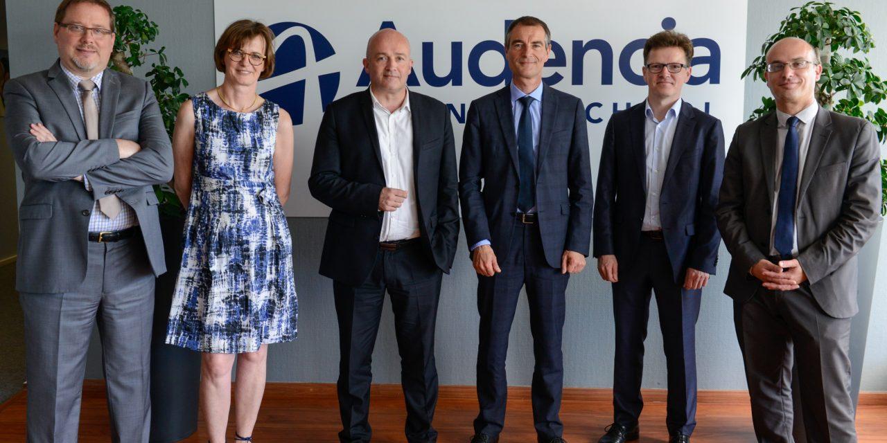 Sciences Po Rennes et Audencia s'associent pour proposer un double-diplôme