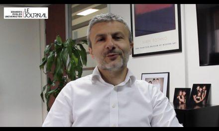 Rencontre avec le PDG d'Alcon : Franck Hamalian