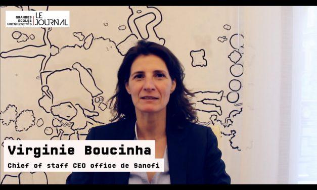 Rencontre avec la chief of staff CEO office de Sanofi : Virginie Boucinha