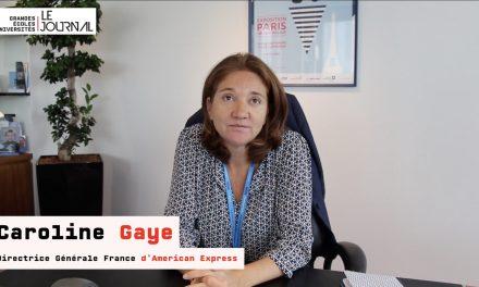 Rencontre avec Caroline Gaye, DG d'American Express France