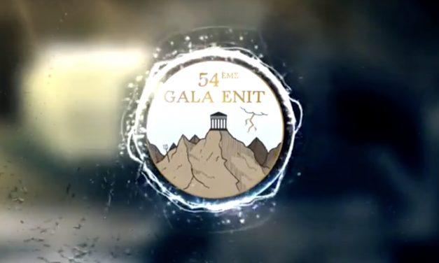 L'ENIT vous invite «Au Sommet de l'Olympe» pour son 54e Gala
