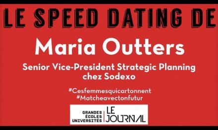 Les conseils de Maria Outters (Sodexo) pour réussir son entretien d'embauche