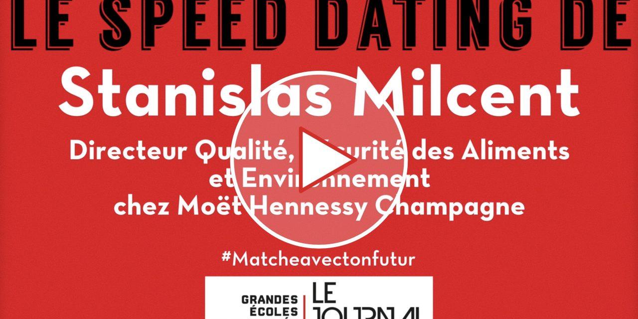 «Osez», le cri du coeur de Stanislas Milcent de Moët Hennessy en Champagne aux jeunes dip