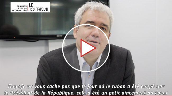 Rencontre avec Olivier Devaux le Directeur des Opérations TER de SNCF Mobilités