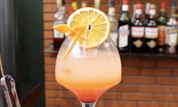 Les cocktails du Nouvel An par le CFA Médéric