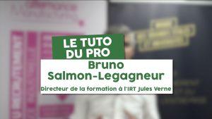 Bruno Salmon Legagneur, Directeur de la formation au sein de l'IRT Jules Verne