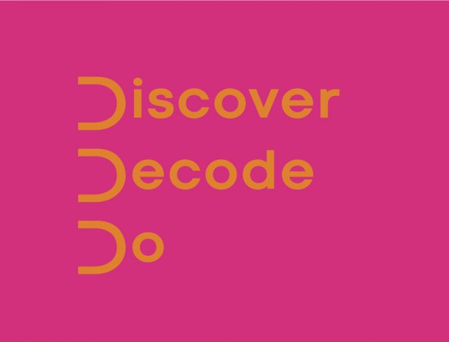 Discover, Decode, Do, nouvelle baseline de KEDGE Business School