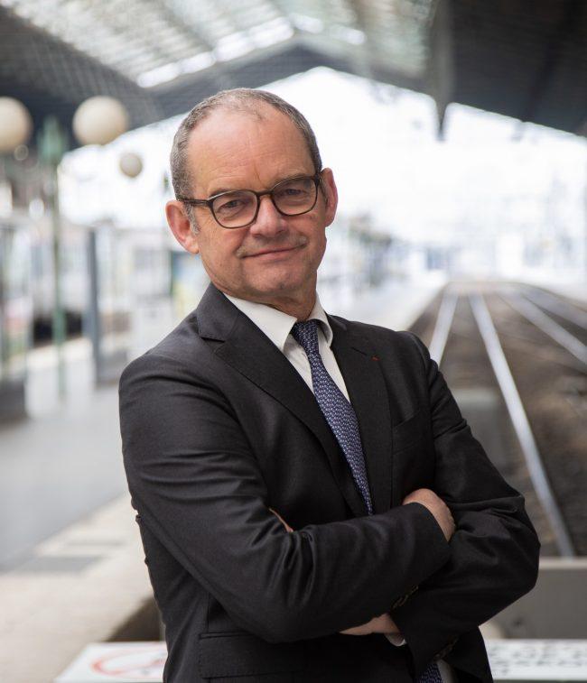 Patrick Jeantet © SNCF Réseau / Aurore Baron