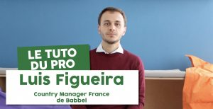 Luis Figueira, Country Manager France de Babbel