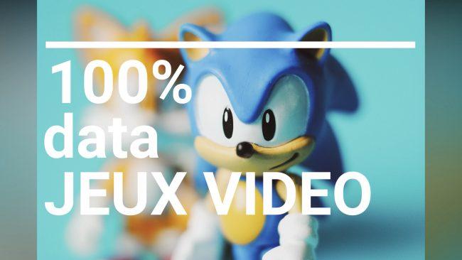 [100 % Data] Spécial jeux vidéo