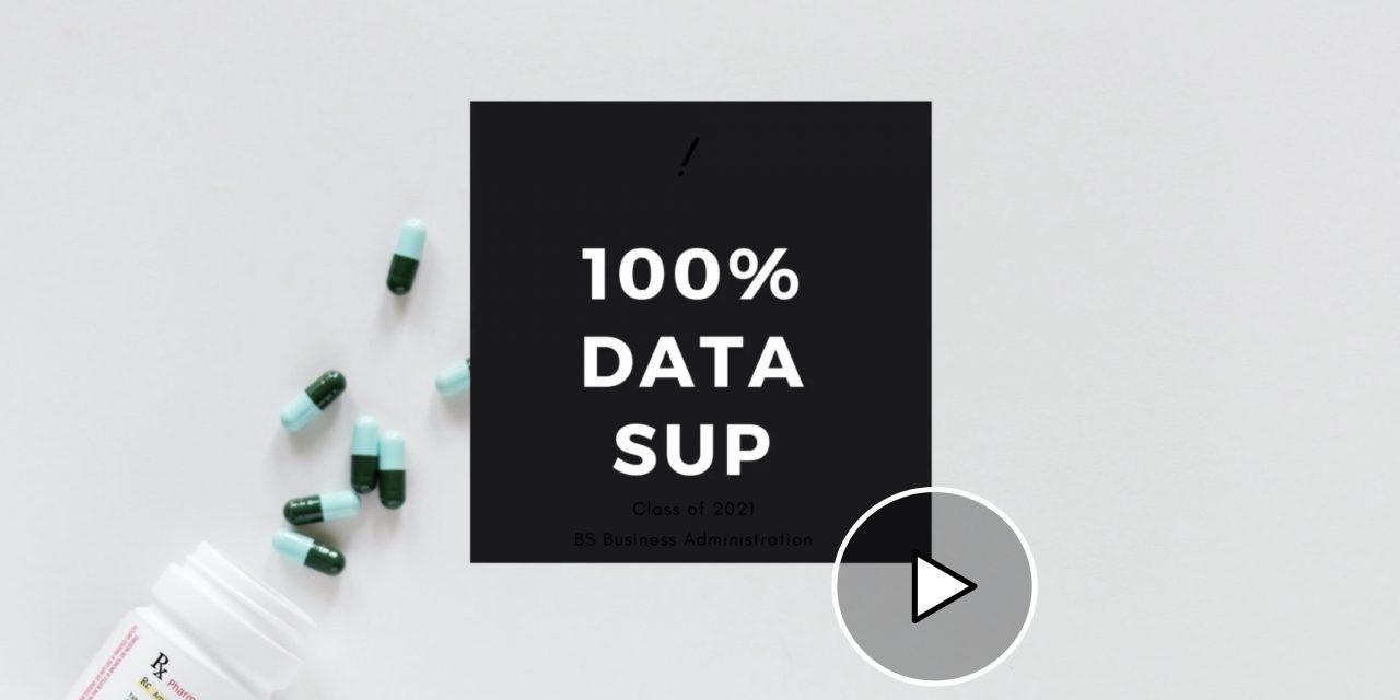 100 % data sup'  – Épisode 3 – La santé des étudiants